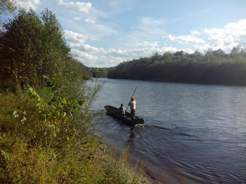 лодка для горных рек форум