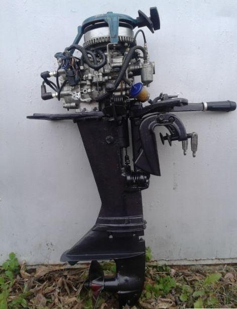 лодочный мотор москва 10 устройство с фото