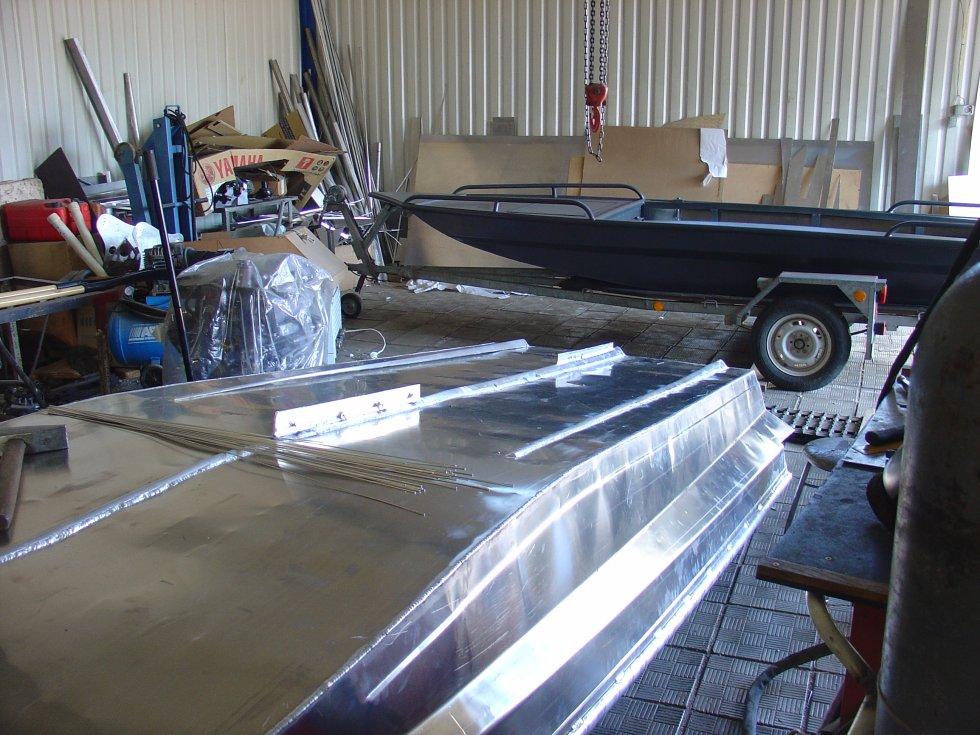 водометный движитель на пвх лодку