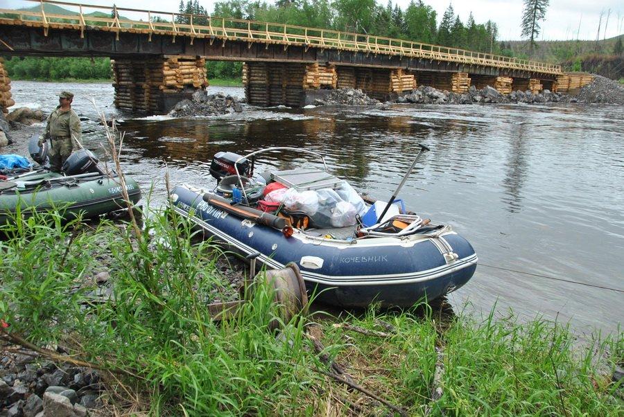 лучшая надувная лодка для горных рек