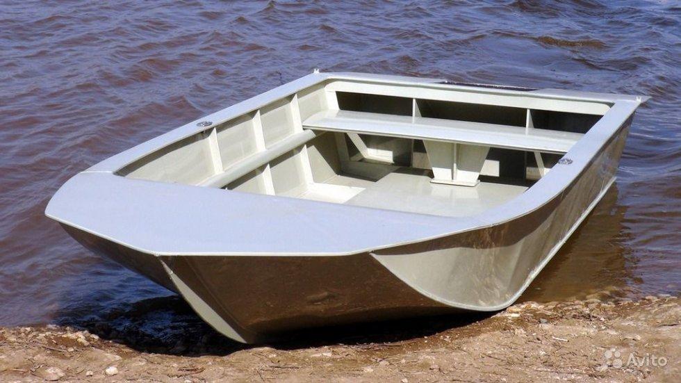 плоскодонные лодки из пластика