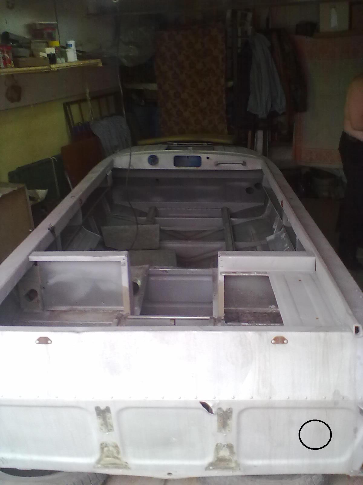 где номер на лодке казанка 5м2
