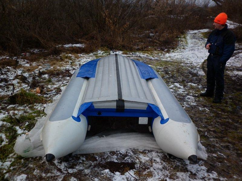 новосибирск лодка катер