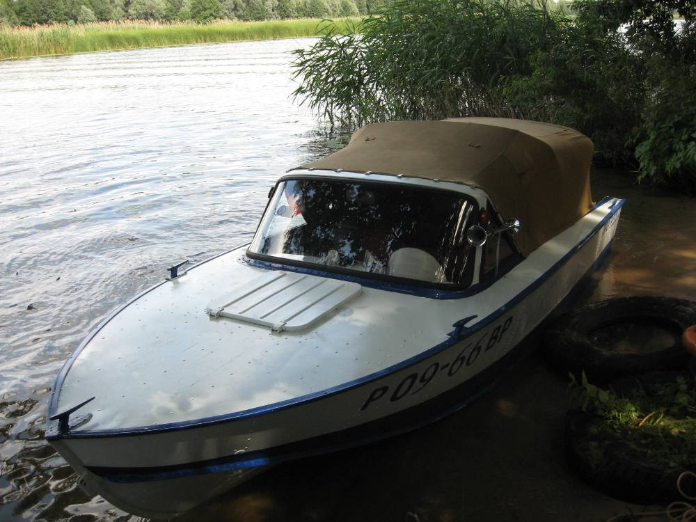 комплектующие на лодку прогресс