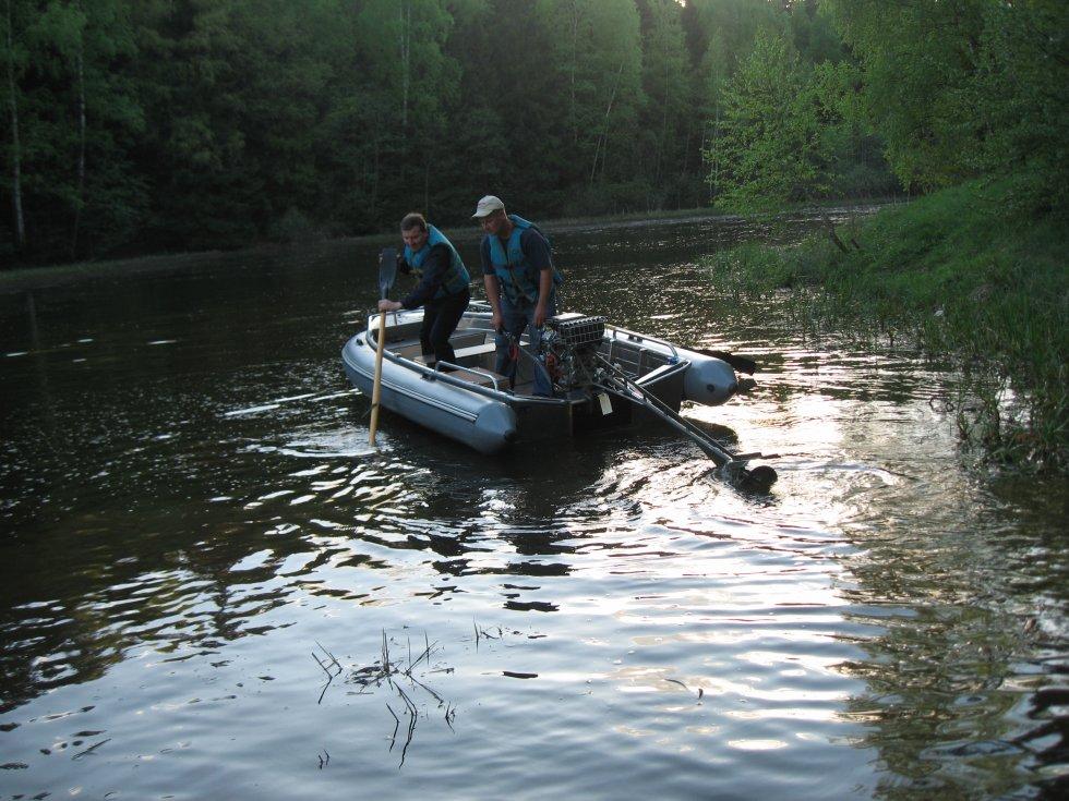 быстросъемные надувные борта на лодку