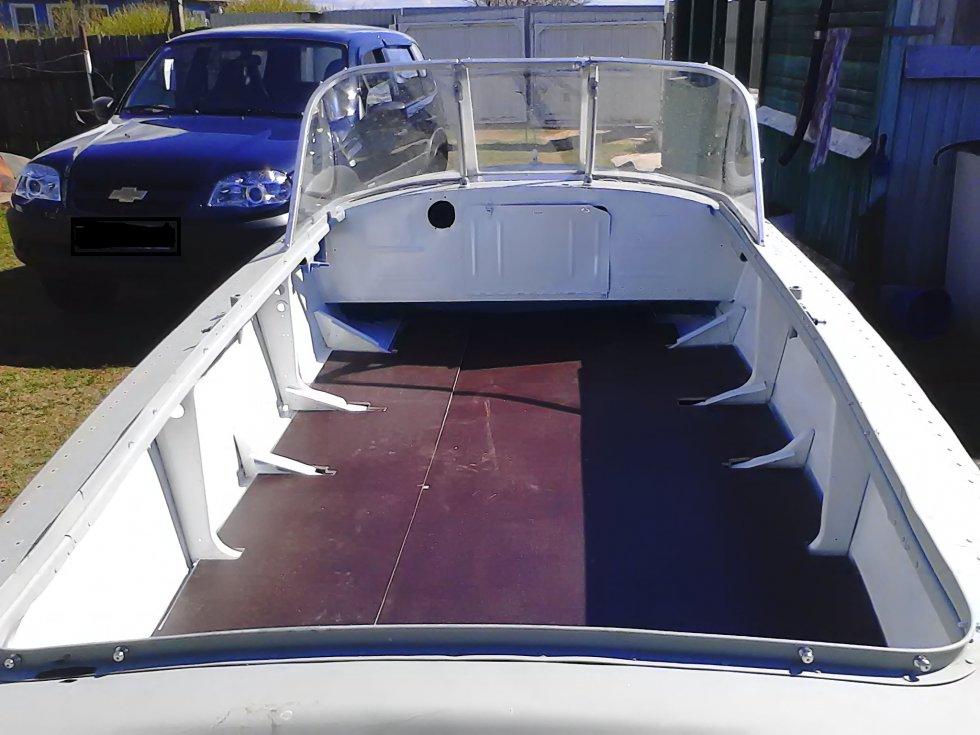 фото лодок обь 1
