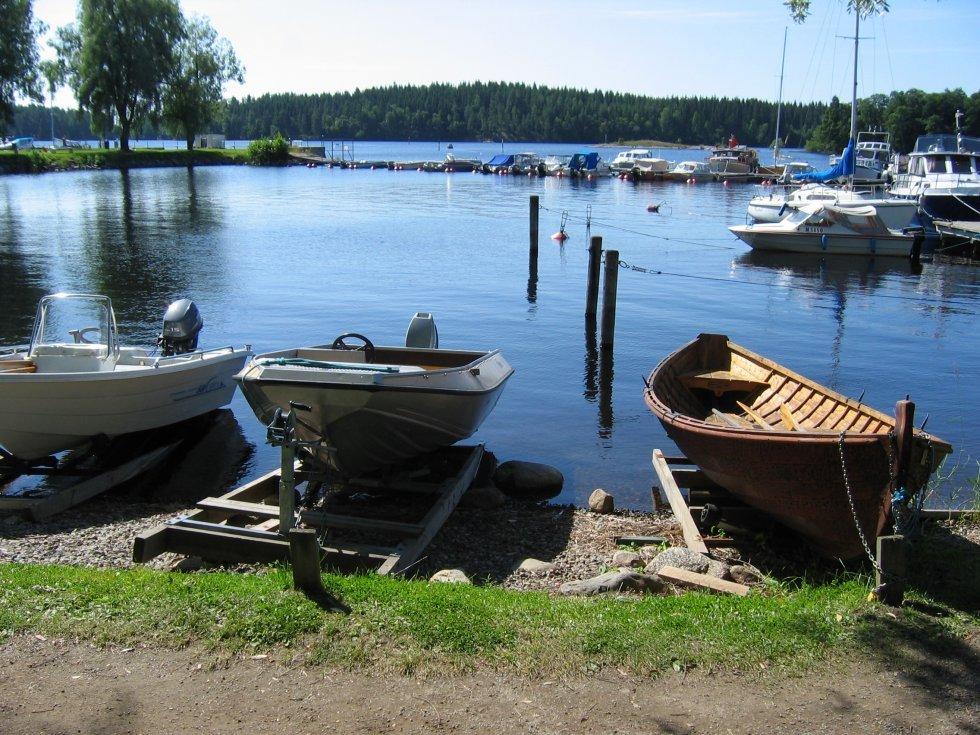 Что такое слипы для лодок
