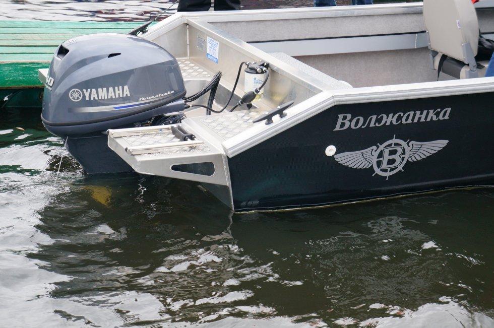 волжанка лодка технические характеристики
