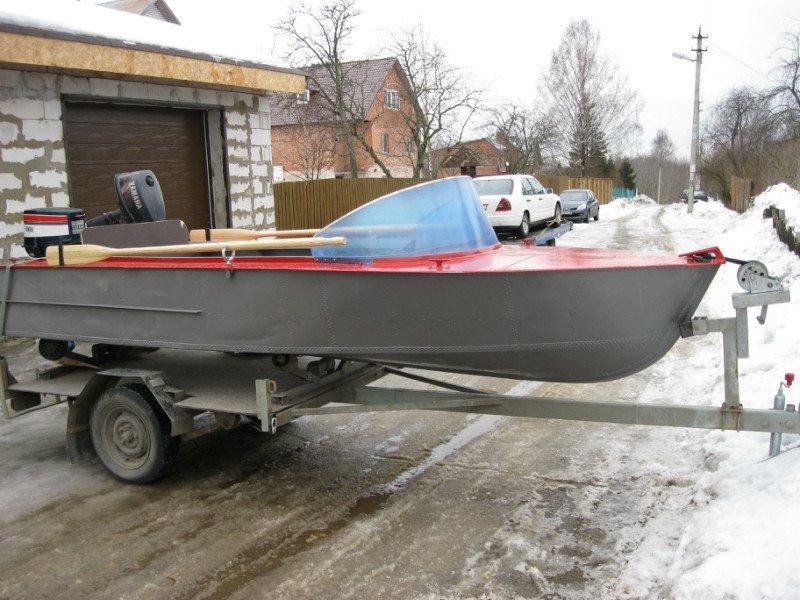 лодка мкм обзор