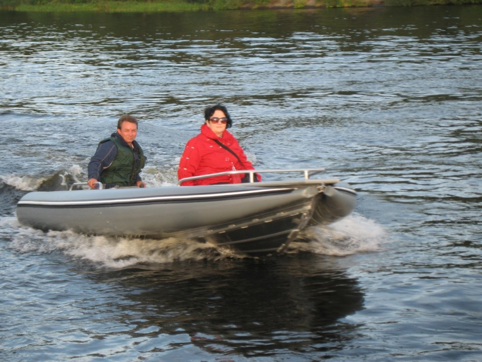 борта алюминиевые на лодку