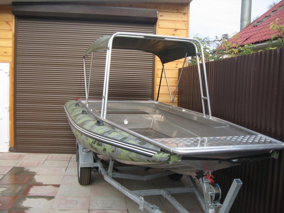 Защита борта лодки пвх