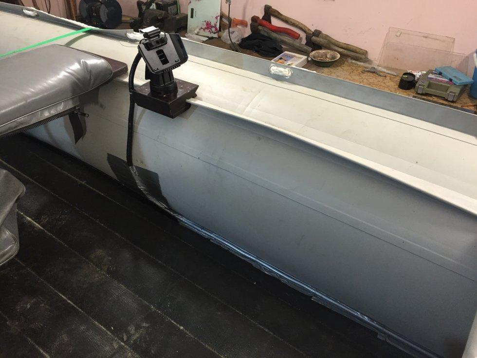 Ремонт лодок из пвх в челябинске