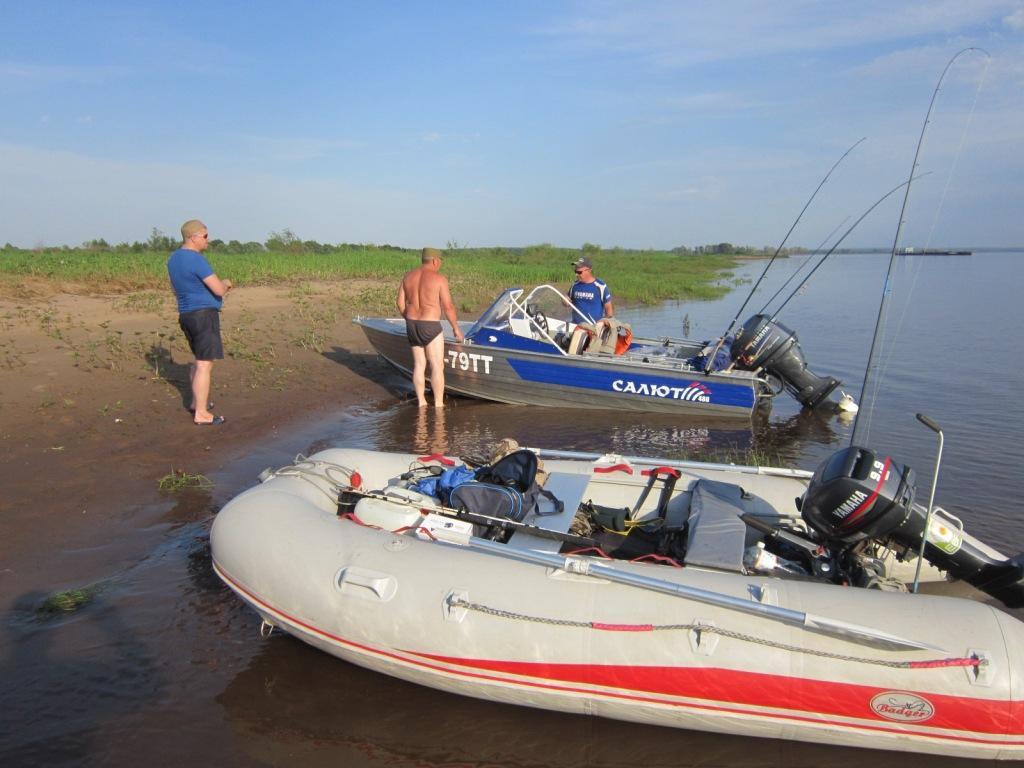рыбаки о лодочных моторах