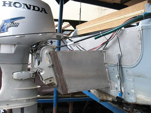 два мотора на транец пвх лодки