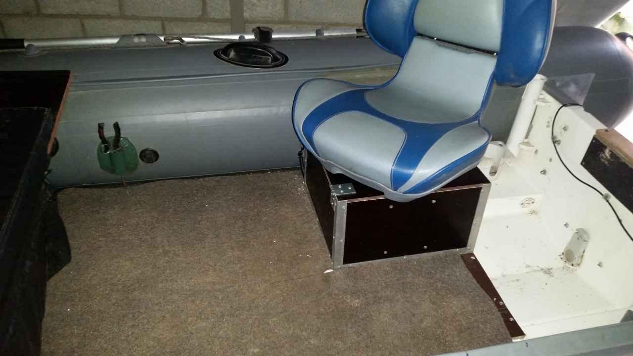 Сиденья для лодок и катеров своими руками 64