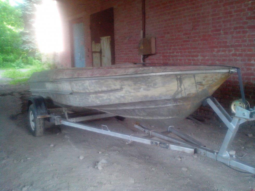 лодки стеклопластик ссср