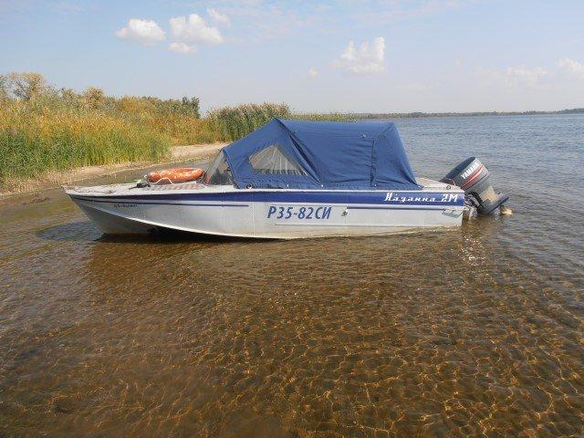 лодка обь l-320t
