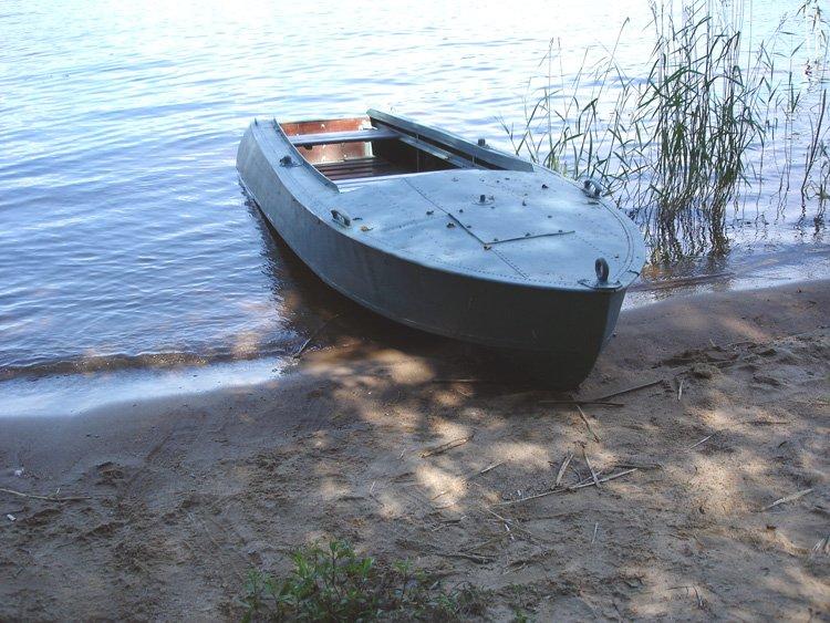 тюнинг моторной лодки форум