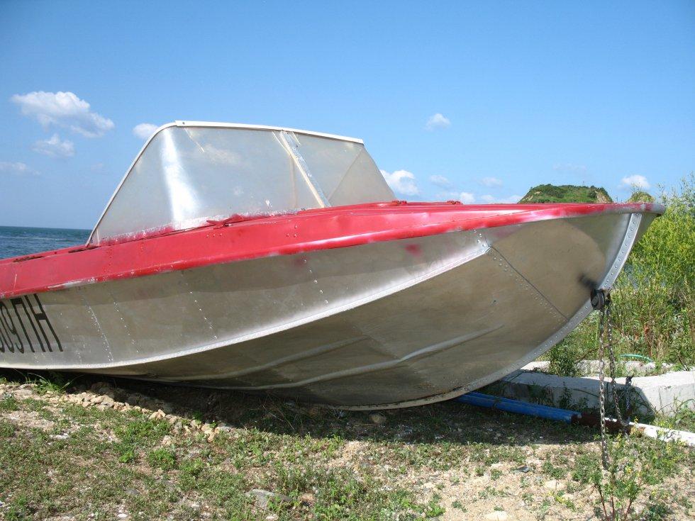 продам корпус лодки казанка