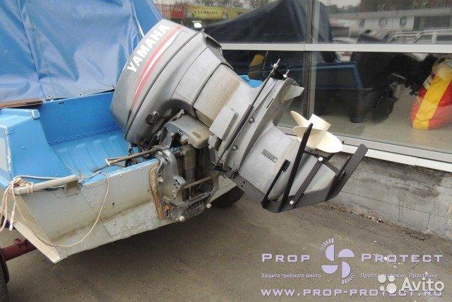 обработка лодочного мотора
