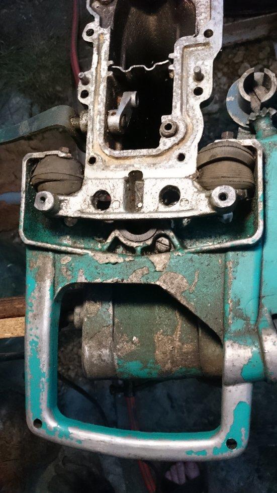 заводка для мотора ветерок 8