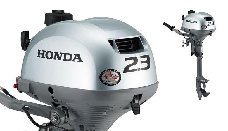 моторы honda для лодок цена