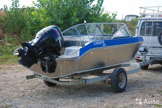 бэушные лодка с мотором
