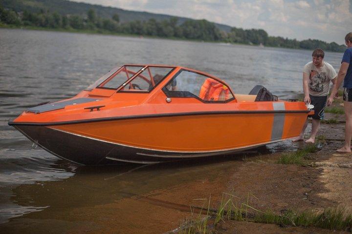 крым лодка описание