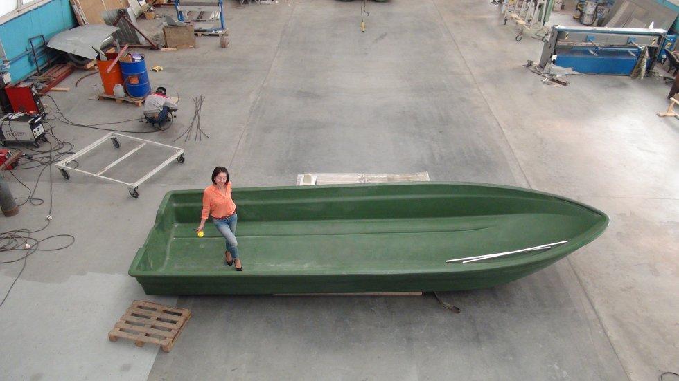 лодки из полиэтилена в екатеринбурге