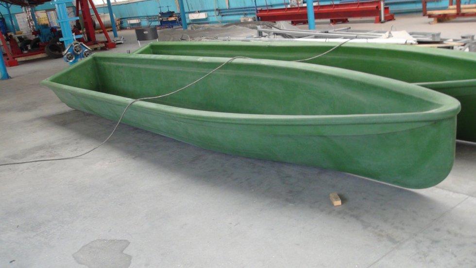 Лодка ОКА корпус из литого полиэтилена - Москва