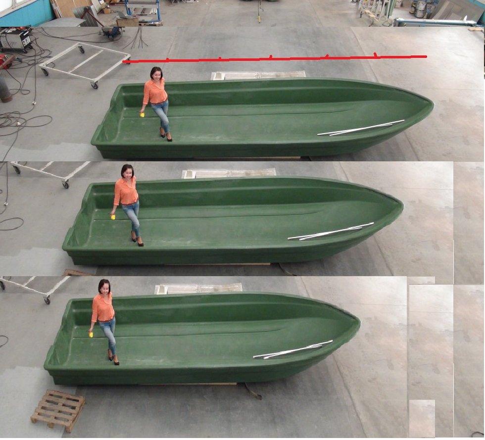 лодки из листового полиэтилена