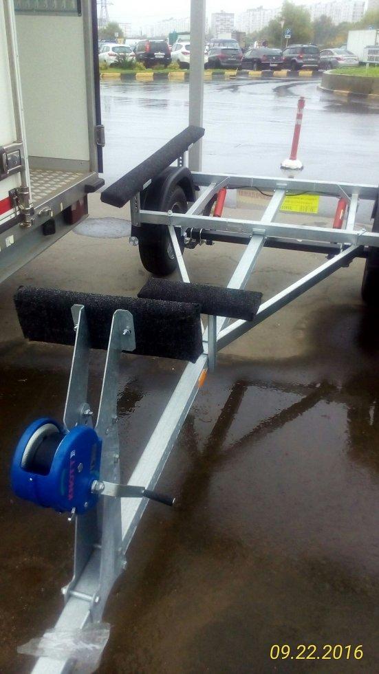 прицеп для лодки форум водномоторников