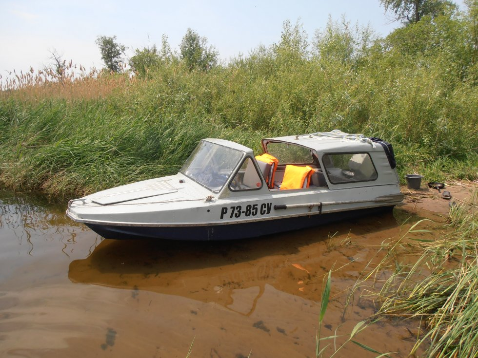 лодка обь модификации