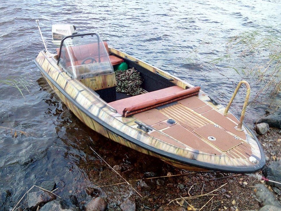 купить маленькую лодку в волгограде