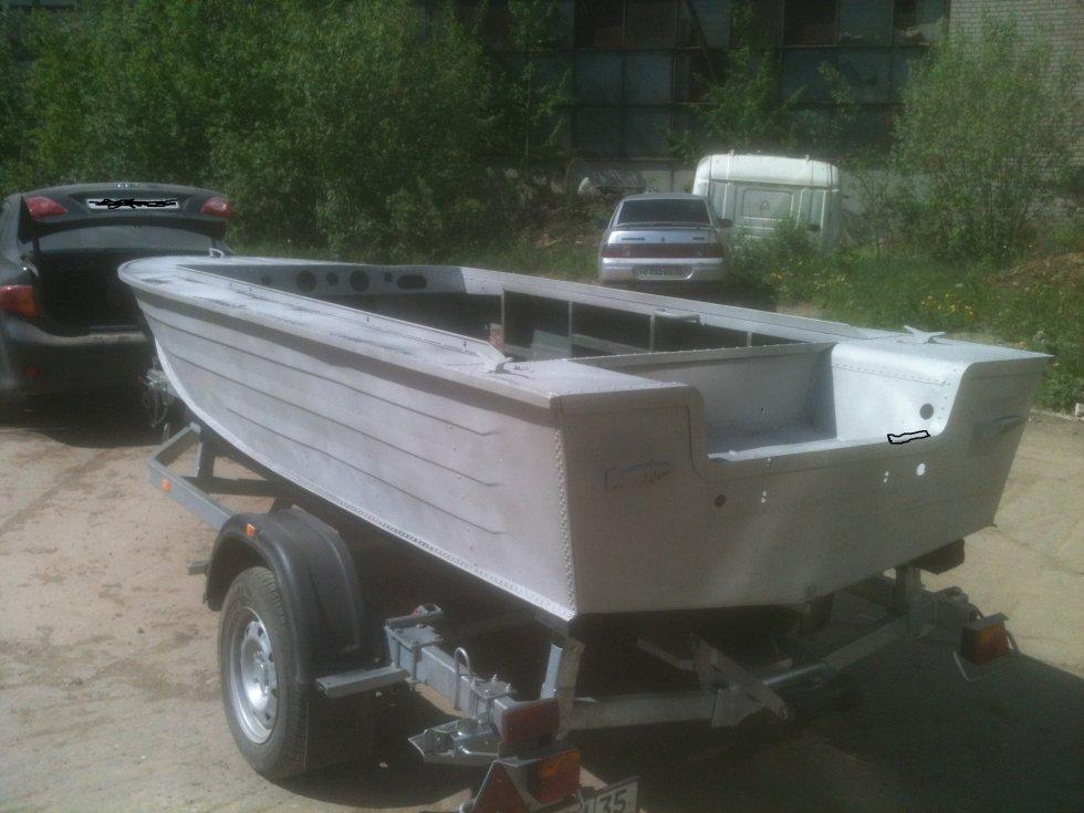 ремонт лодочных прицепов в москве