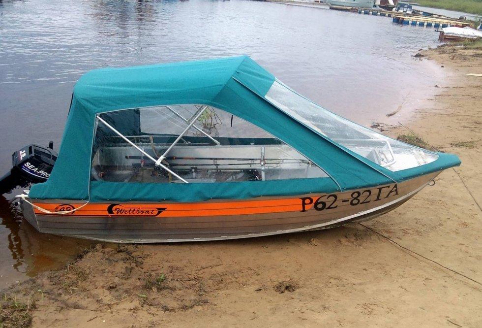 тент для лодки пвх купить в сыктывкаре