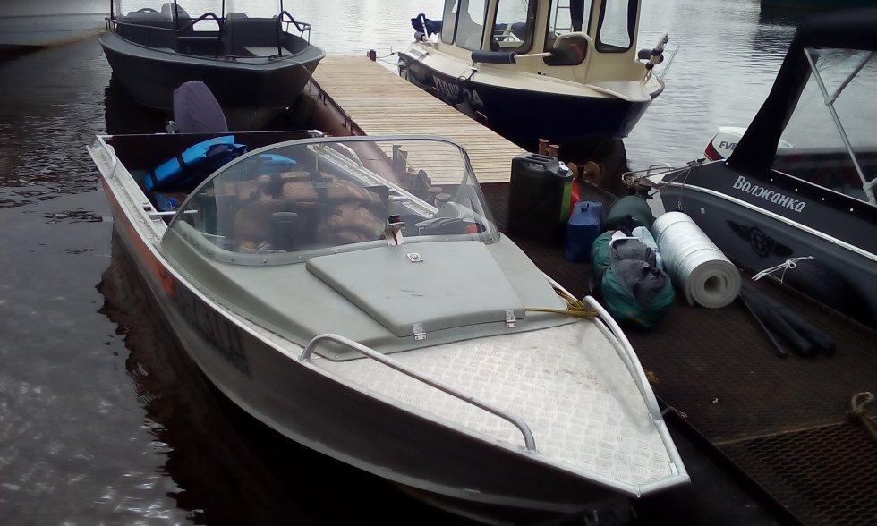 Лодки вельбот 46м