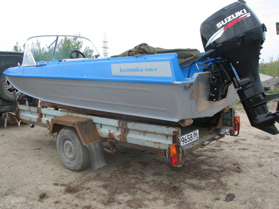 курганские прицепы лодочные моторы