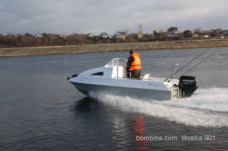 лодка казанка 5м7. фото