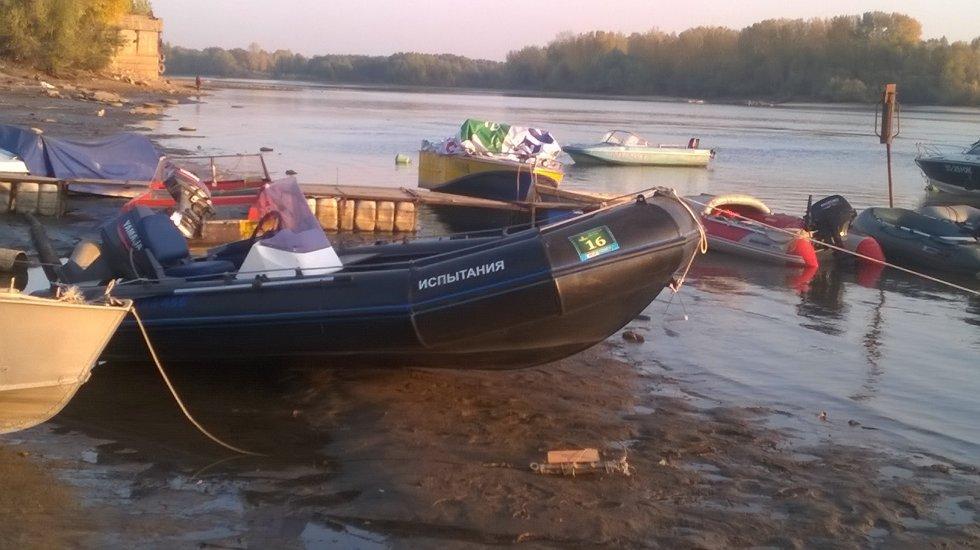 лодки из пнд в новосибирске