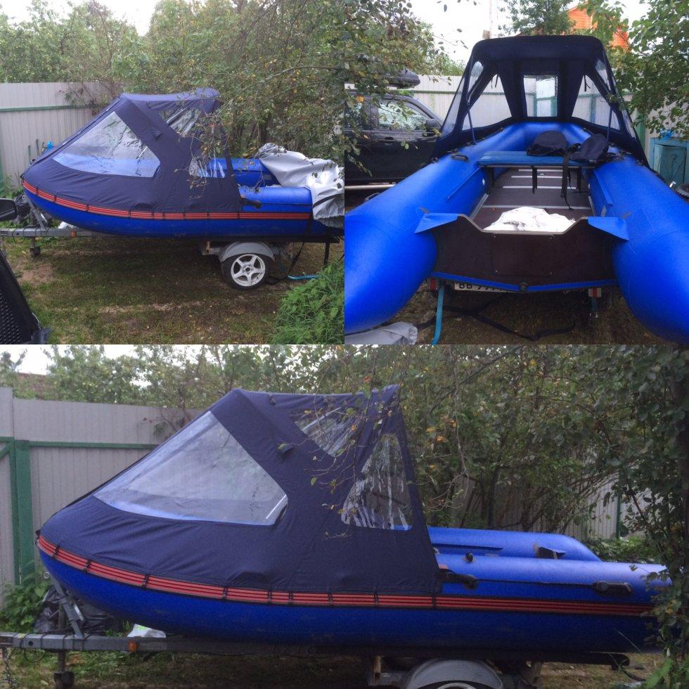 тенты для лодок глобус