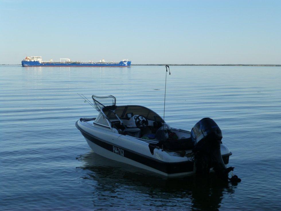 sf 460 лодка