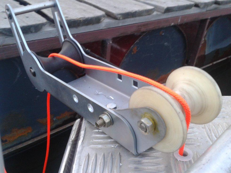 электролебедка для лодки купить