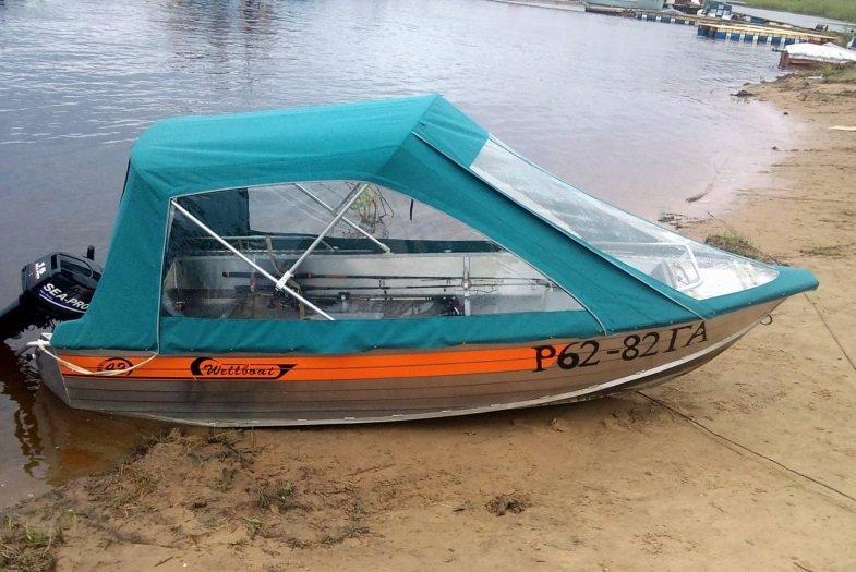 тент для лодок фото