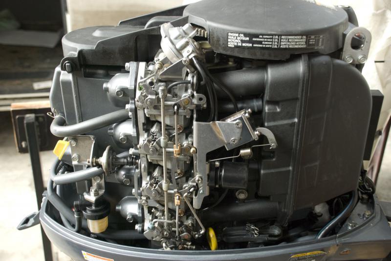 видео регулировка лодочного мотора