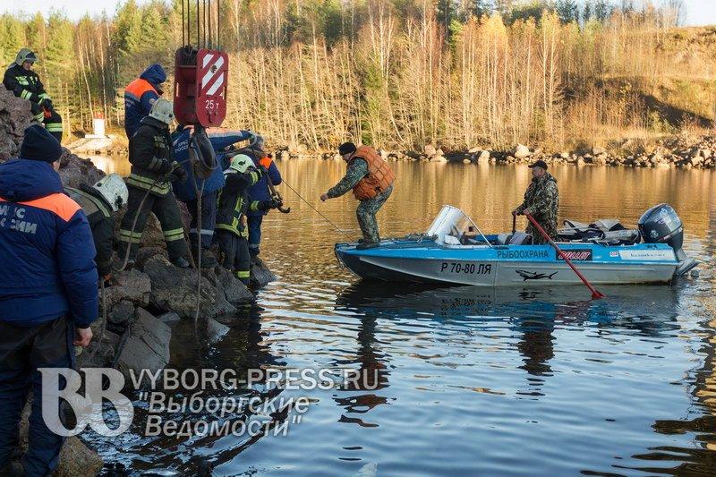 рыбалка на сайменском канале