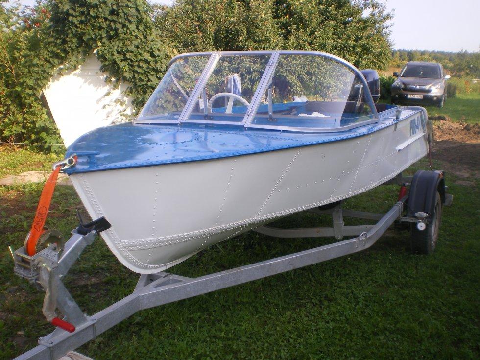 мкн лодка