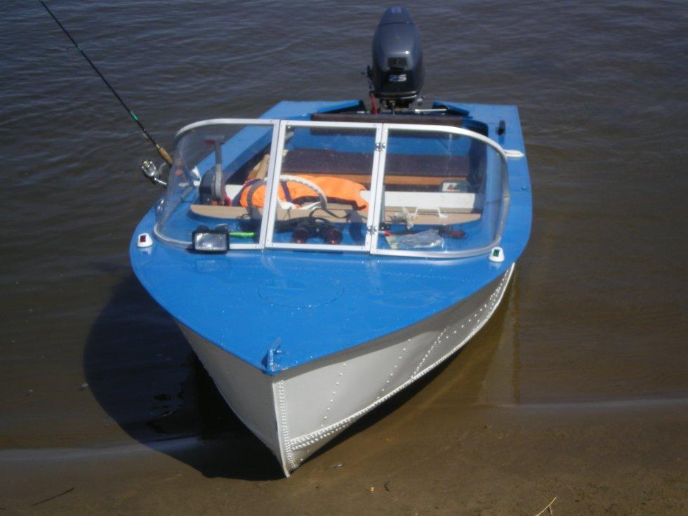 ходовые качества лодки мкм