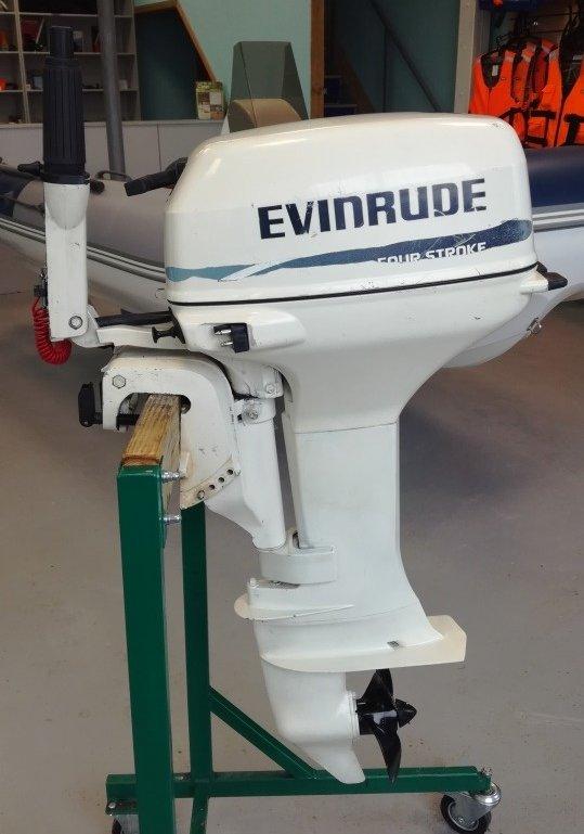 разборка лодочного мотора эвинруд