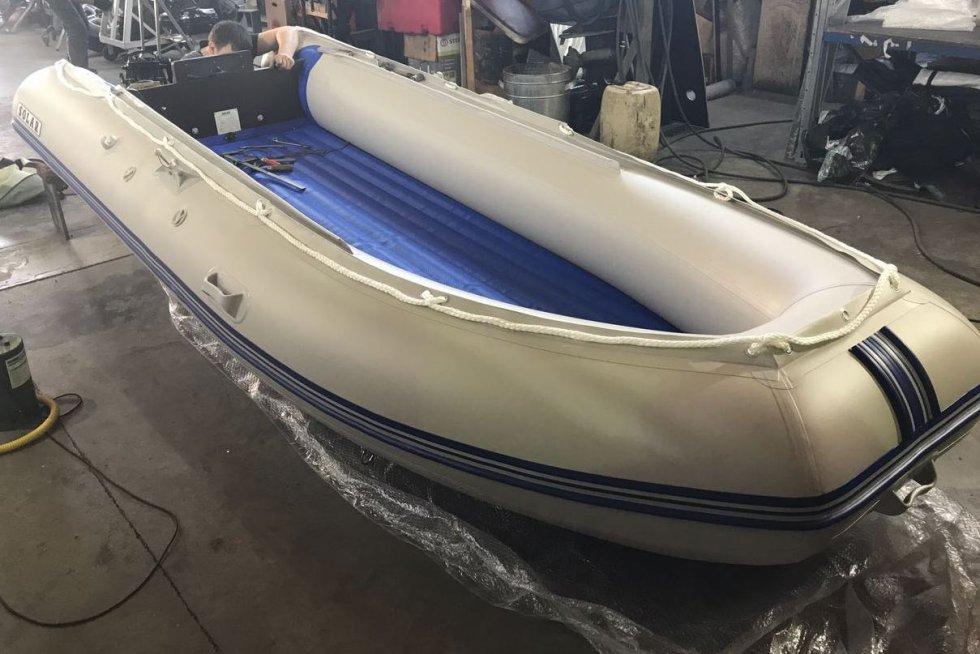 Экспедиционная лодка для одного